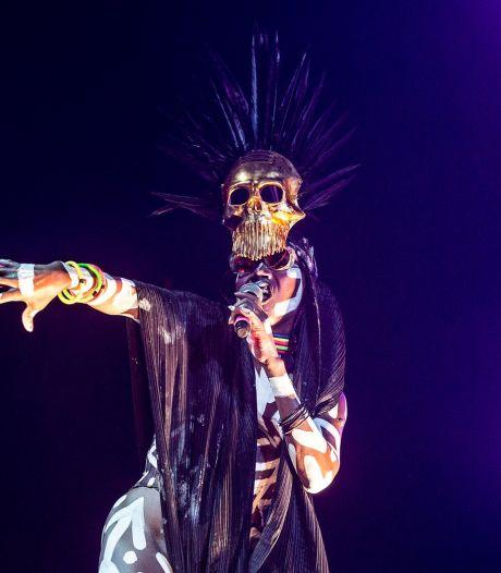 Flamboyante Grace Jones (69) serveert spektakel op North Sea Jazz