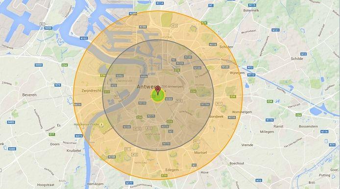 Nuke Map, Alex Wellerstein