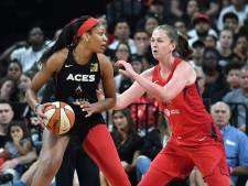 Emma Meesseman n'est pas encore en finale WNBA