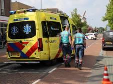 Scooterrijder gewond bij ongeluk in Wateringen