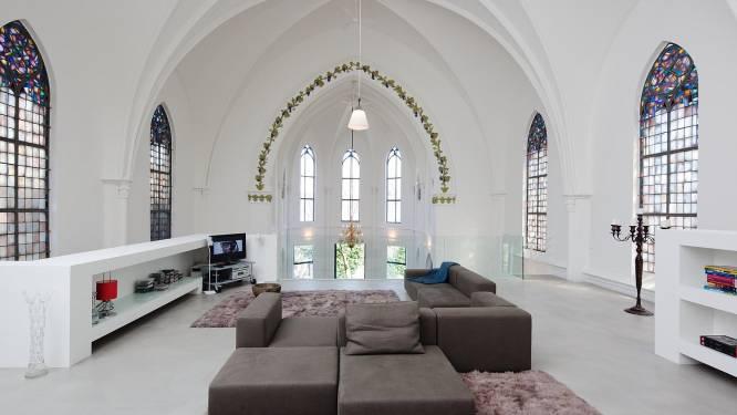 Heilig huisje: kerk herrijst als woning
