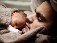'Onze dochter was de redding voor de postnatale depressie van mijn vrouw'
