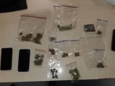Drugsdealer aangehouden op Markt in Bladel