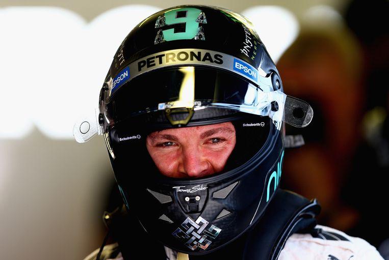 Nico Rosberg. Beeld getty
