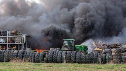 Deskundige bevestigt: brand in tuinbouwbedrijf Van Sinay aangestoken