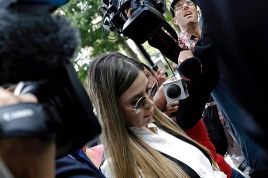 La femme d'El Chapo, Emma Coronel Aispuro.