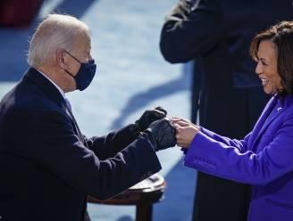 Biden en Harris ontvangen felicitaties van over de hele wereld