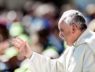 Paus Franciscus wil niet achter kogelvrij glas in Heilig Land