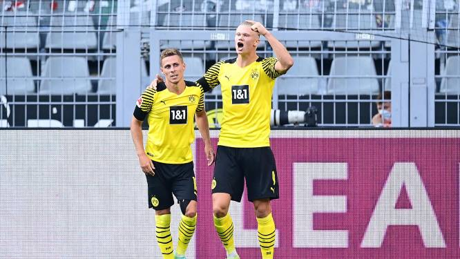 Ligue des Champions: le Borussia Dortmund s'est envolé pour Istanbul sans Thorgan Hazard