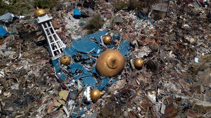 Totaal geen nieuws uit 3 van de 4 rampgebieden