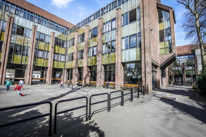 De Sint-Andreasschool ruimt binnen enkele jaren plaats voor een nieuw museum in Brugge.