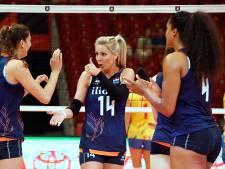 Volleybalsters verslaan ook Azerbeidzjan op EK