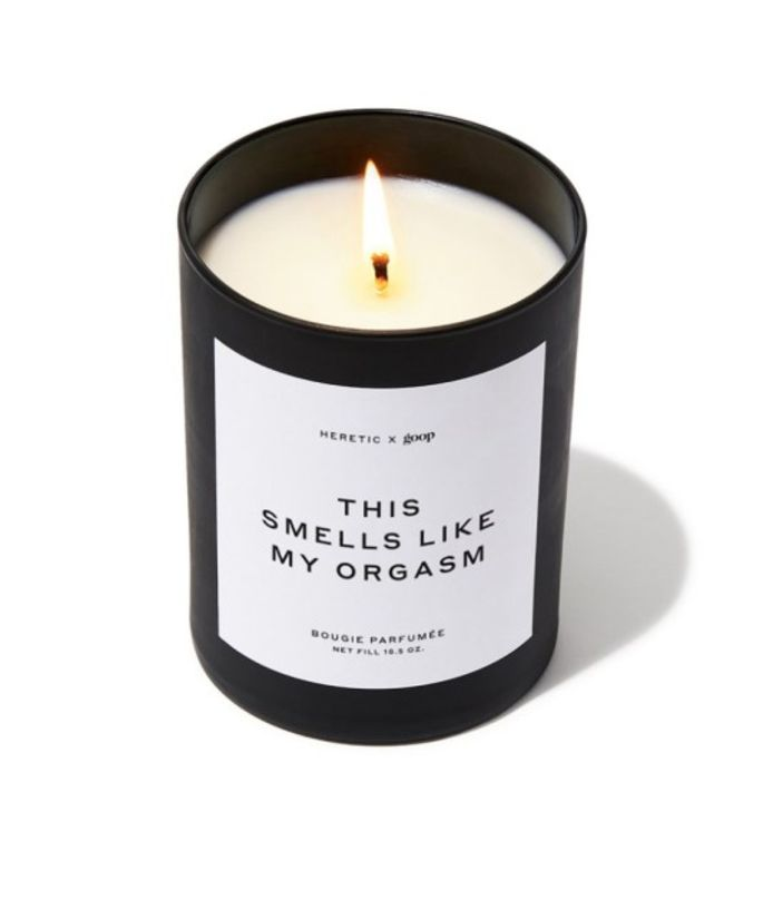 'This Smells Like My Orgasm-kaars' - Gwyneth Paltrow