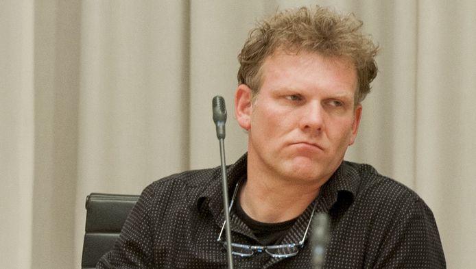 Joris Wijsmuller, wethouder Stadsontwikkeling en Cultuur.
