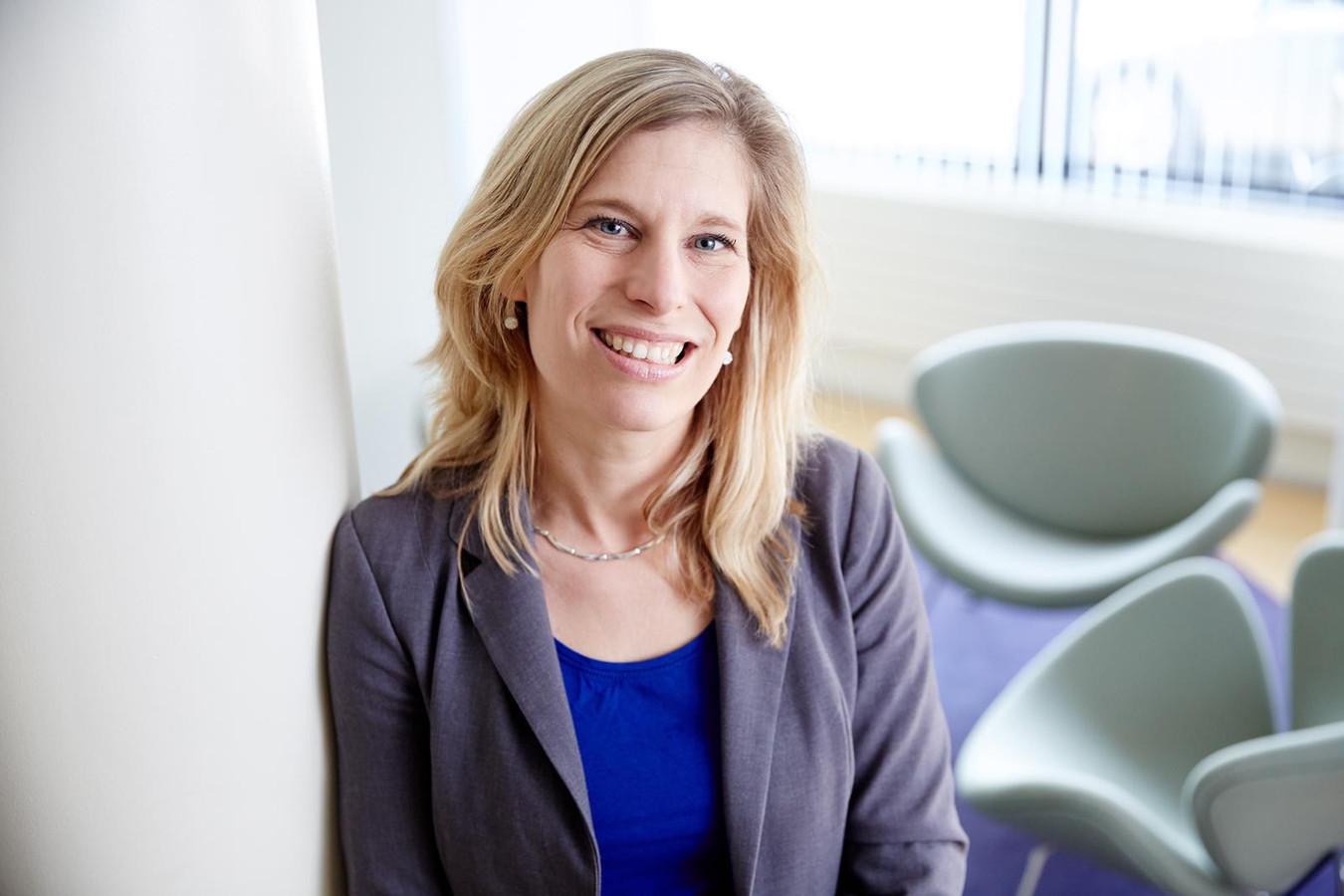 Marije Eleveld, directeur-bestuurder van de Utrechtse woningcorporatie Bo-Ex