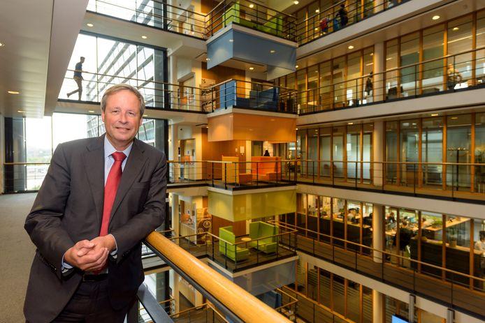 Guido Dierick manager Nederland van NXP.