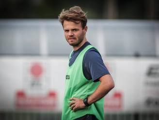 """Tom Houwaer (Sporting Hasselt): """"Jammer dat mijn doelpunt tegen Berchem Sport niet voldoende was voor de drie punten"""""""
