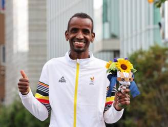 """'Bronzen' Bashir Abdi jaagt op Europees record tijdens Marathon Rotterdam: """"Al redelijk goed hersteld van de Spelen"""""""