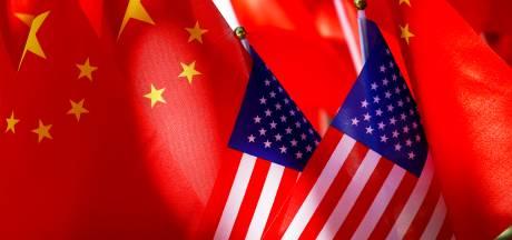 Washington inflige des sanctions à des responsables chinois