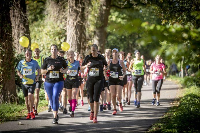 De Halve Marathon Oldenzaal ging dit naar niet door, ook hier was corona de boosdoener.