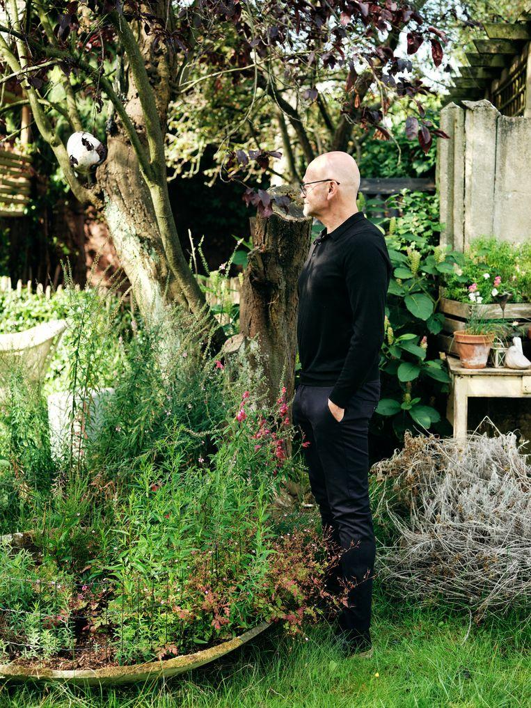 'Boeken lieten me dromen over een ander leven.' Beeld Joris Casaer