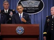 Obama: coalitie zal acties tegen IS opvoeren