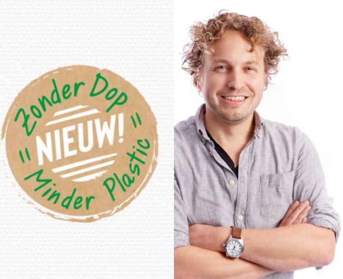'Zonder dop, minder plastic' is inderdaad waar. Maar bij dat 'Nieuw!' moest columnist Niels Herijgens even grinniken.