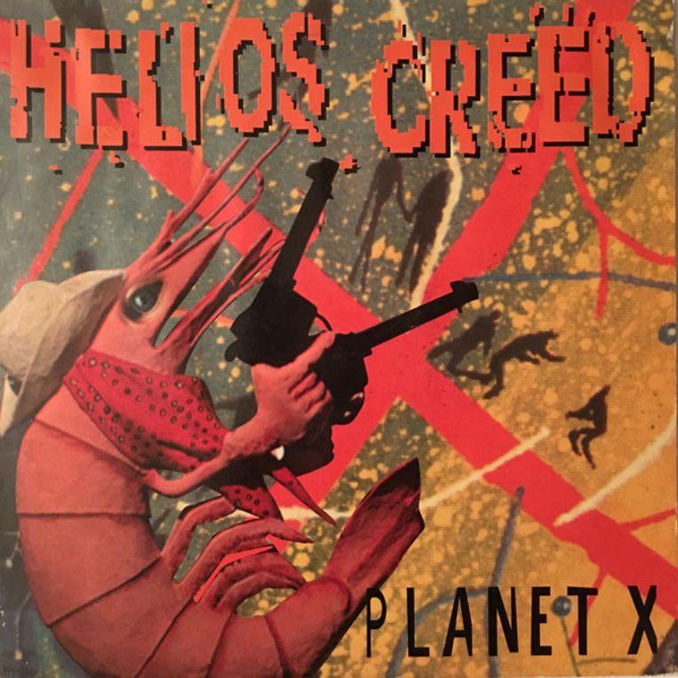'Planet X' (1994) van Helios Creed Beeld Humo
