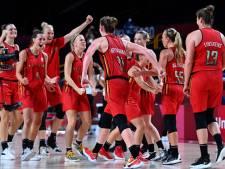 Exploit historique des Cats contre l'Australie, le basket belge en pleine euphorie à Tokyo