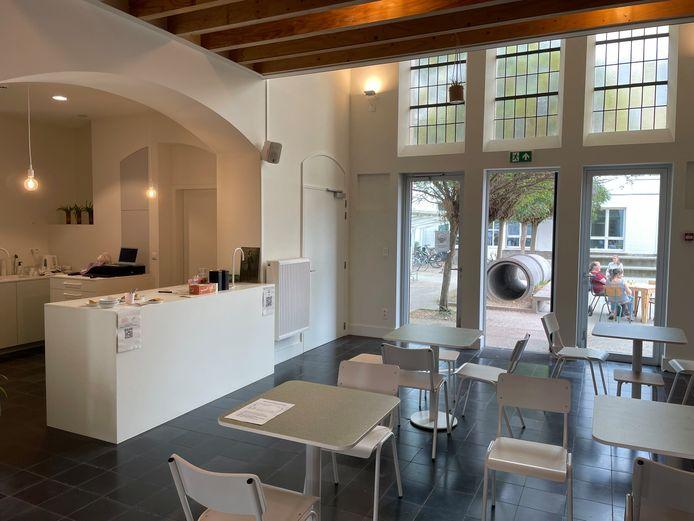 Het nieuwe koffiehuis in Malem moet zowat het goedkoopste van Gent zijn.