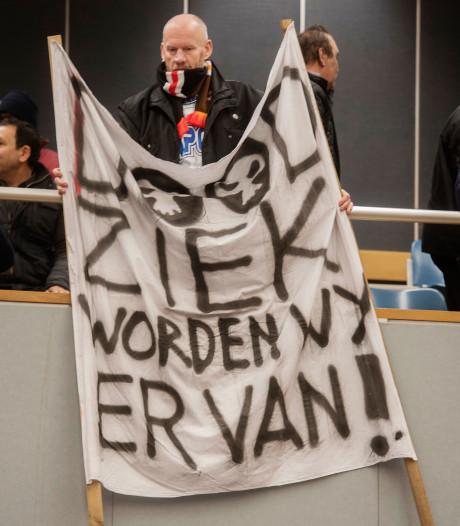 Tilburgse chroom-6 slachtoffers willen vergoeding: overleg nog zonder resultaat