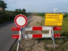 Korendijk verbijsterd over afsluiten Spuiweg voor windmolens