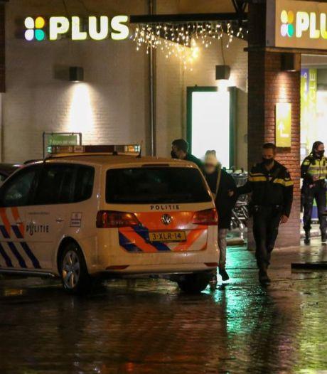 Twee minderjarige jongens opgepakt voor winkeldiefstal