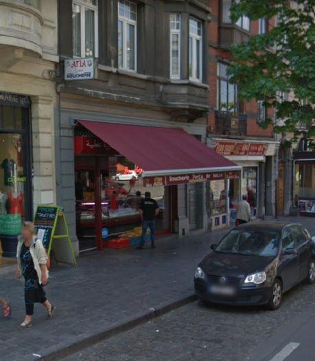 Le policier lynché à Saint-Gilles a été sauvé par un boucher du quartier