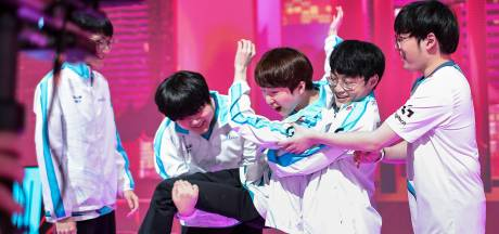 China en Zuid-Korea tegenover elkaar in WK-finale League of Legends
