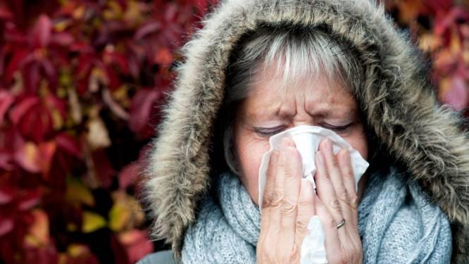 Griep zet niet door: aantal ziektegevallen daalt alweer