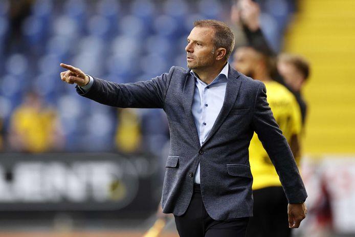 Maurice Steijn geniet het volste vertrouwen van zijn algemeen directeur.