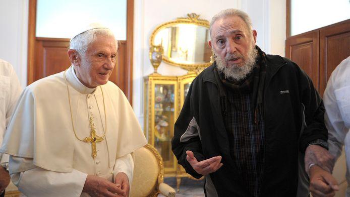 La dernière apparition publique de Fidel Castro en mars dernier.