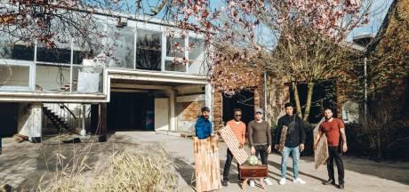 Studenten kunnen nu ook blokken in De Meubelfabriek, en in 85 kleinere studieplekken verspreid over Gent