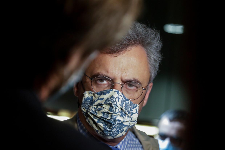 CD&V-voorzitter Joachim Coens.