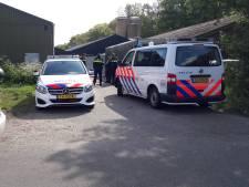 Buurman varkenshouder Boxtel begrijpt 'helemaal niets' van actie bezetters, 'mijn paard ging uit paniek door de draad'
