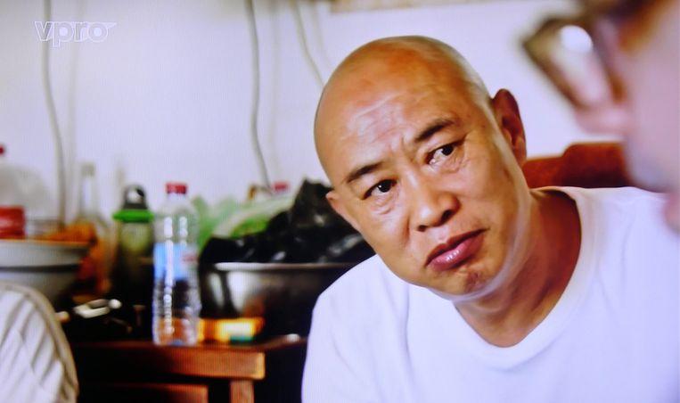 Ruben Terlou bezoekt in De wereld van de Chinezen een katoenfabrikant op Madagaskar. Beeld