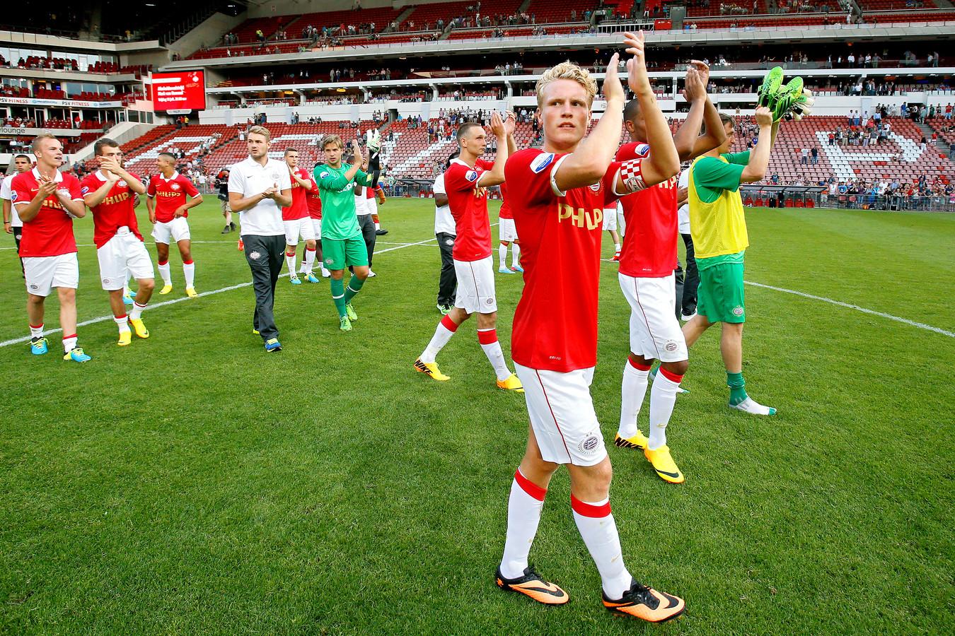 Oscar Hiljemark is klaar met voetballen. Door blessures kan hij zijn carrière niet vervolgen.