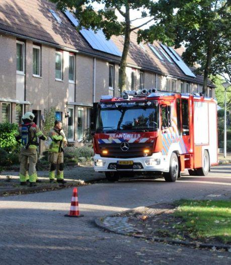 Kruipruimte vol gas na gaslek in woning in Houten