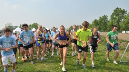 Mijlpaal: 10.000 kilometers for Emilie Leus