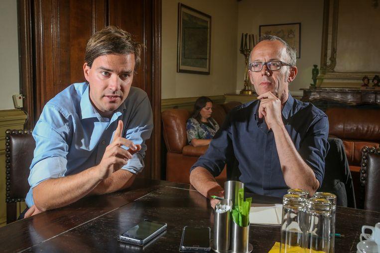 Watteeuw en De Clercq moeten knopen doorhakken Beeld Photo News