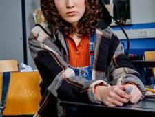 20-jarige Romy uit Kampen speelt hoofdrol in Videoland- serie over 'rebelse' klas