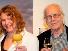 Columniste Kiki eert haar dierbare vriend Bram van der Vlugt