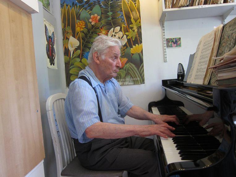 Pianosonate 4, 'niet gemakkelijk'. Beeld RV