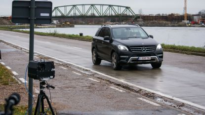 Meer dan 300 bestuurders geflitst in Hasselt, Zonhoven en Diepenbeek